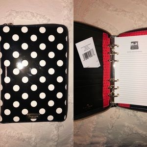 Kate Spade Planner/Address Book NWT